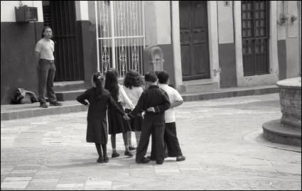 Dance Lesson, Mexico