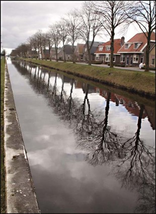 Village in Friesland