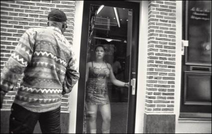 aadn,2001 Amsterdam, red lights