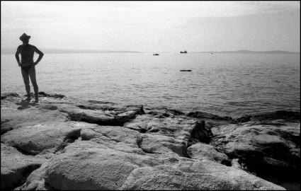 Say at Sea, Split, Croatia