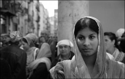 aafw, 2008, Barcelon, Sikh Woman