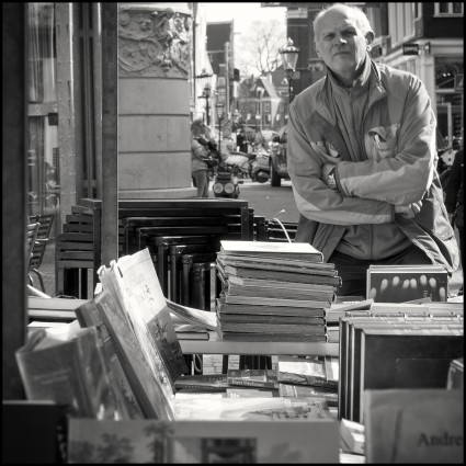 Amsterdam, Book Market 3