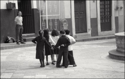 Dance Lesson, Mexico
