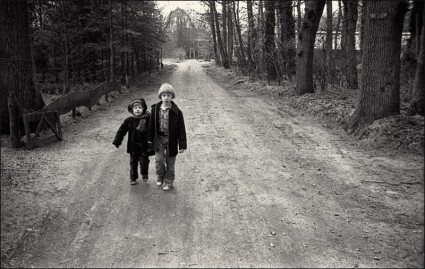Two Boys, Netherlands,